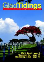 June – 2015 – Glad Tidings